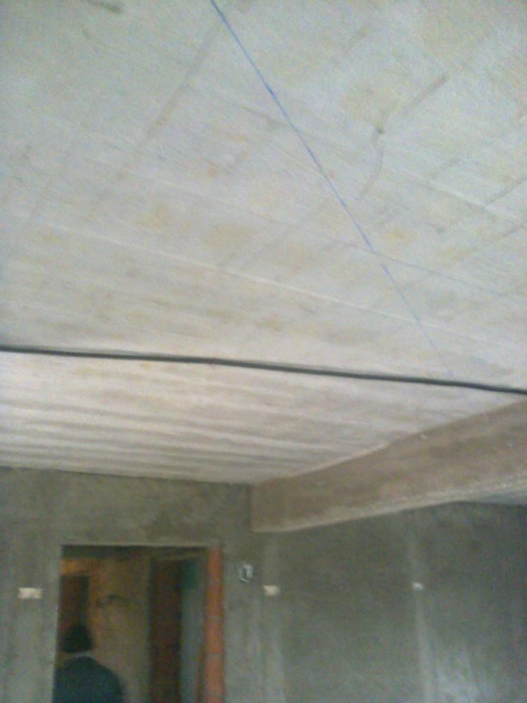 cum se face nivelul la un tavan din rigips