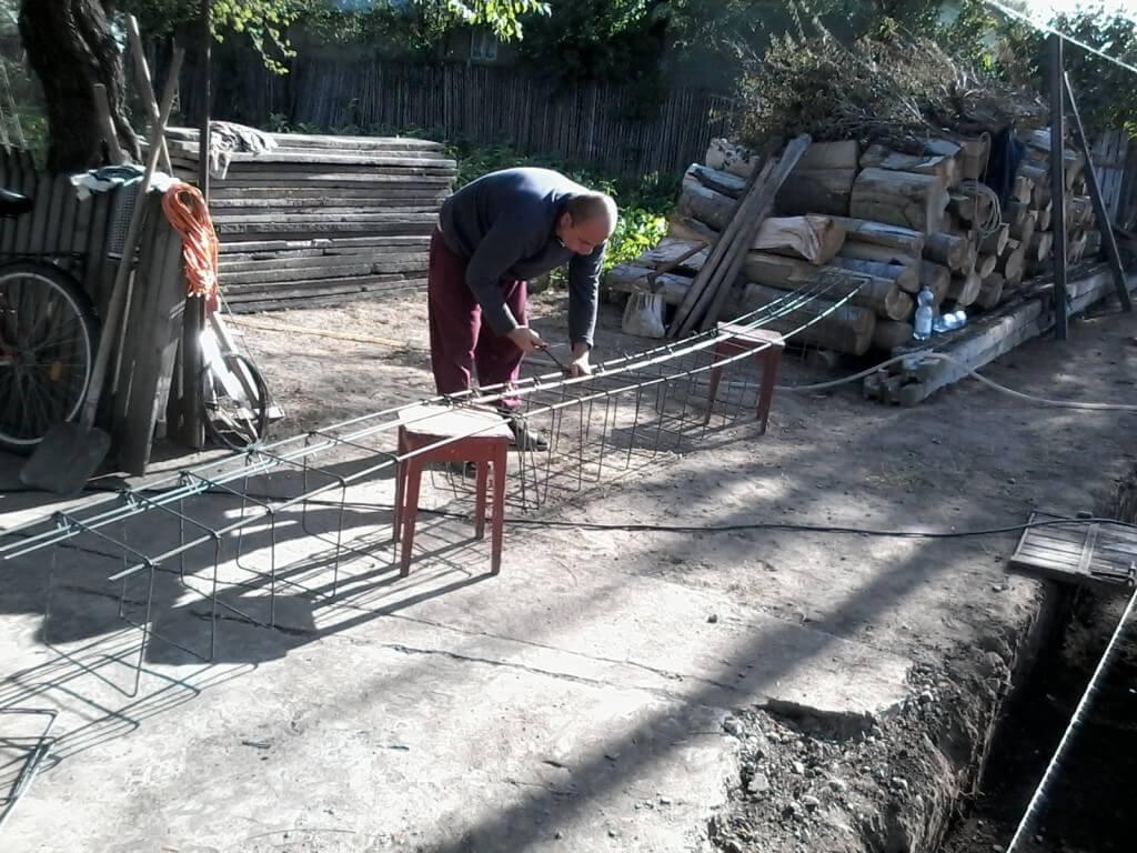grinda fier beton cum se face