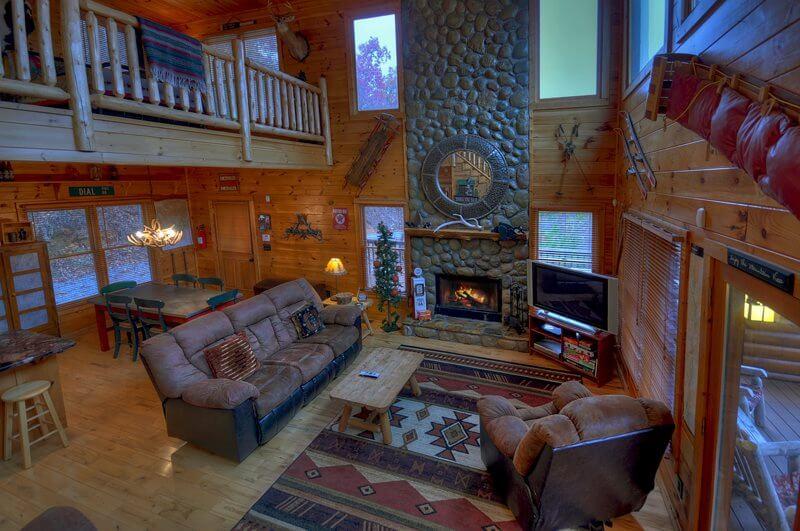 Idei Amenajare Cabana Din Lemn Prezentare Interior Exterior
