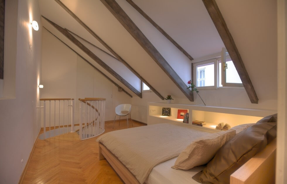 attic ideas design - Idei Amenajari