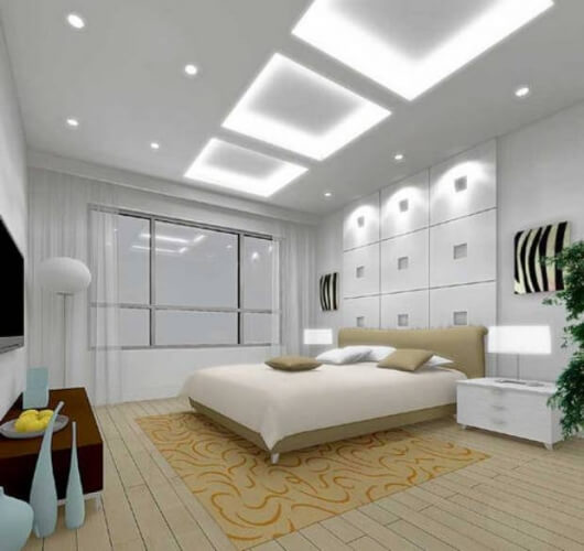 scafa dormitor model