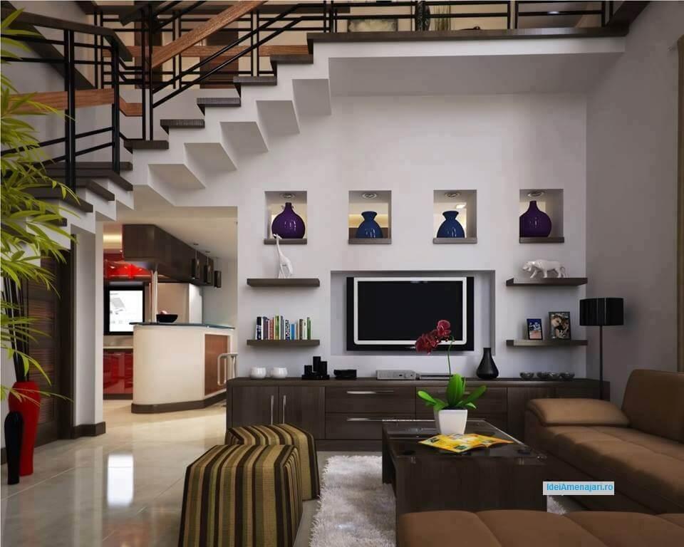 Idei amenajari proiect design interior imagini unice for Ceiling designs for living room philippines
