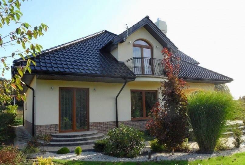 Top 9 case mici cu parter mansarda sau etaj idei amenajari for Case cu mansarda mici