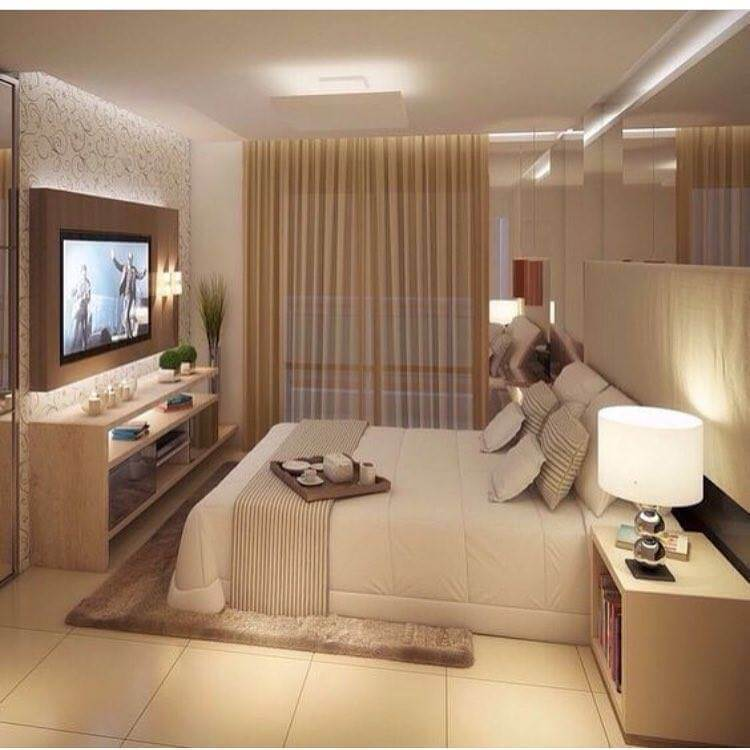Idei amenajari astfel de dormitoare mici sa tot vezi for Mobilia quarto casal custojusto