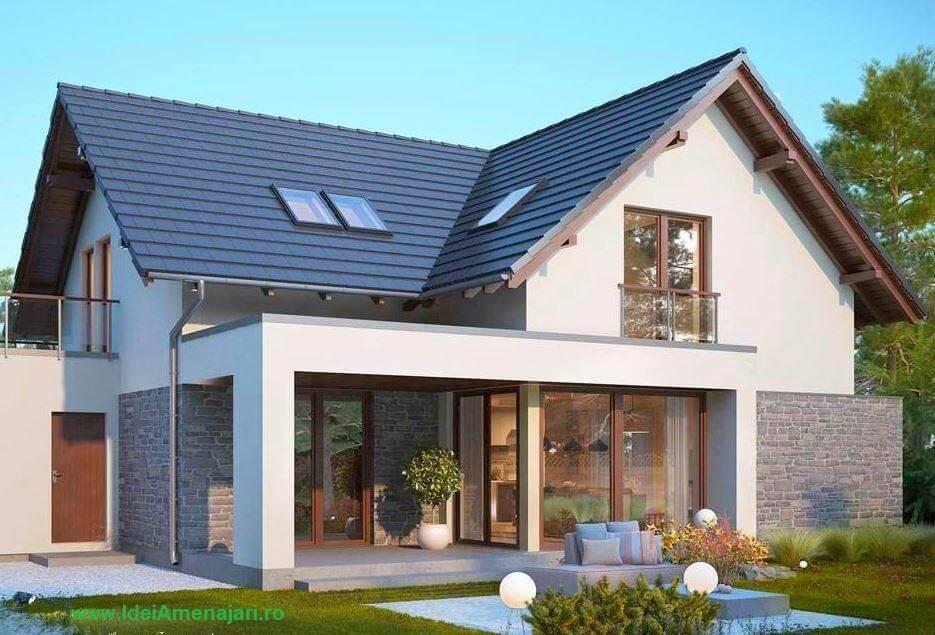 case mici si moderne frumoase chiar si pentru gusturile