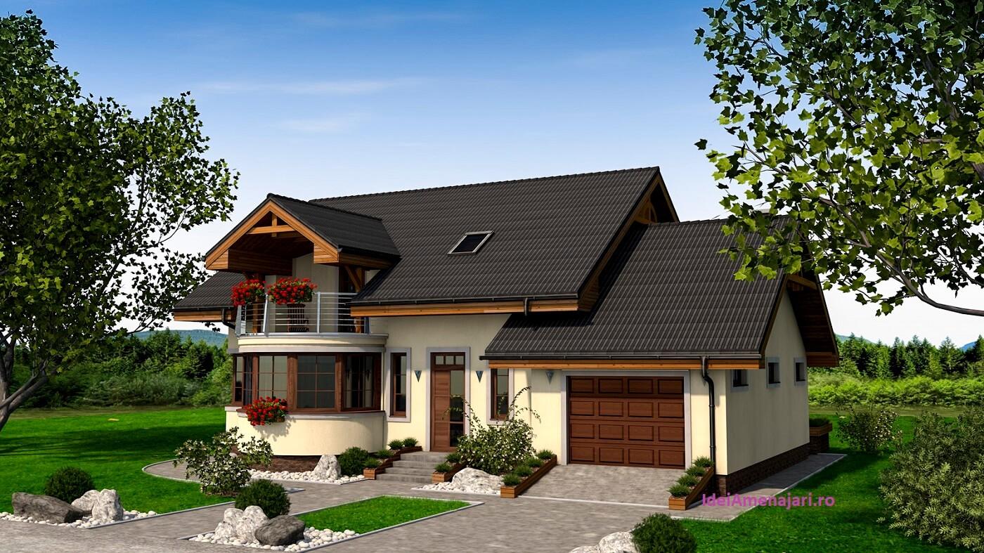 Arhive proiecte idei amenajari for Proiecte case mici cu mansarda gratis